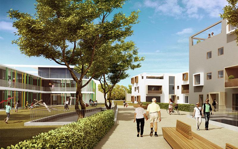 evohaus stadquartiere koeln dammfelde co2 frei bauen galerie 03 - evohaus