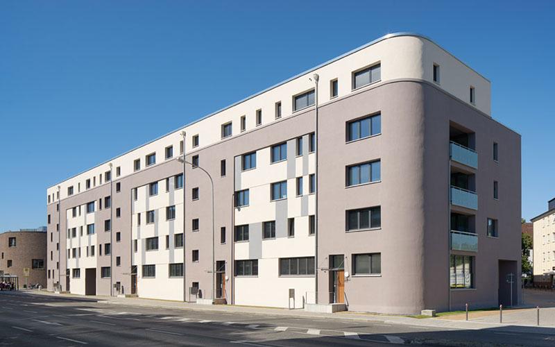 evohaus stadtquartiere projekt 2 - evohaus